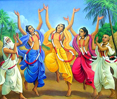 Sri Sankirtan Movement of Lord Caitanya Mahaprabhu