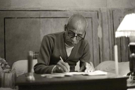 prabhupadawriting