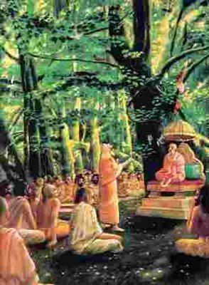 sages of Naimisaranya