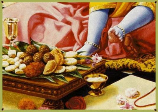 Krsna Prasadam