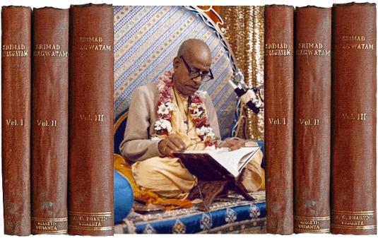 Srila Prabhupada's Srimad Bhagavatam