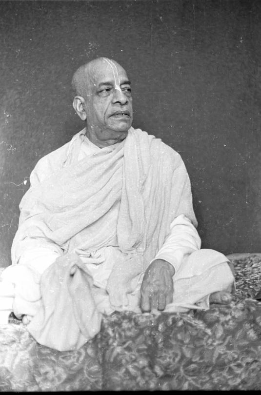 Portrait of Srila Prabhupada
