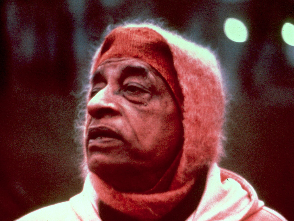 Guru Is a pure devotee Prabhupada