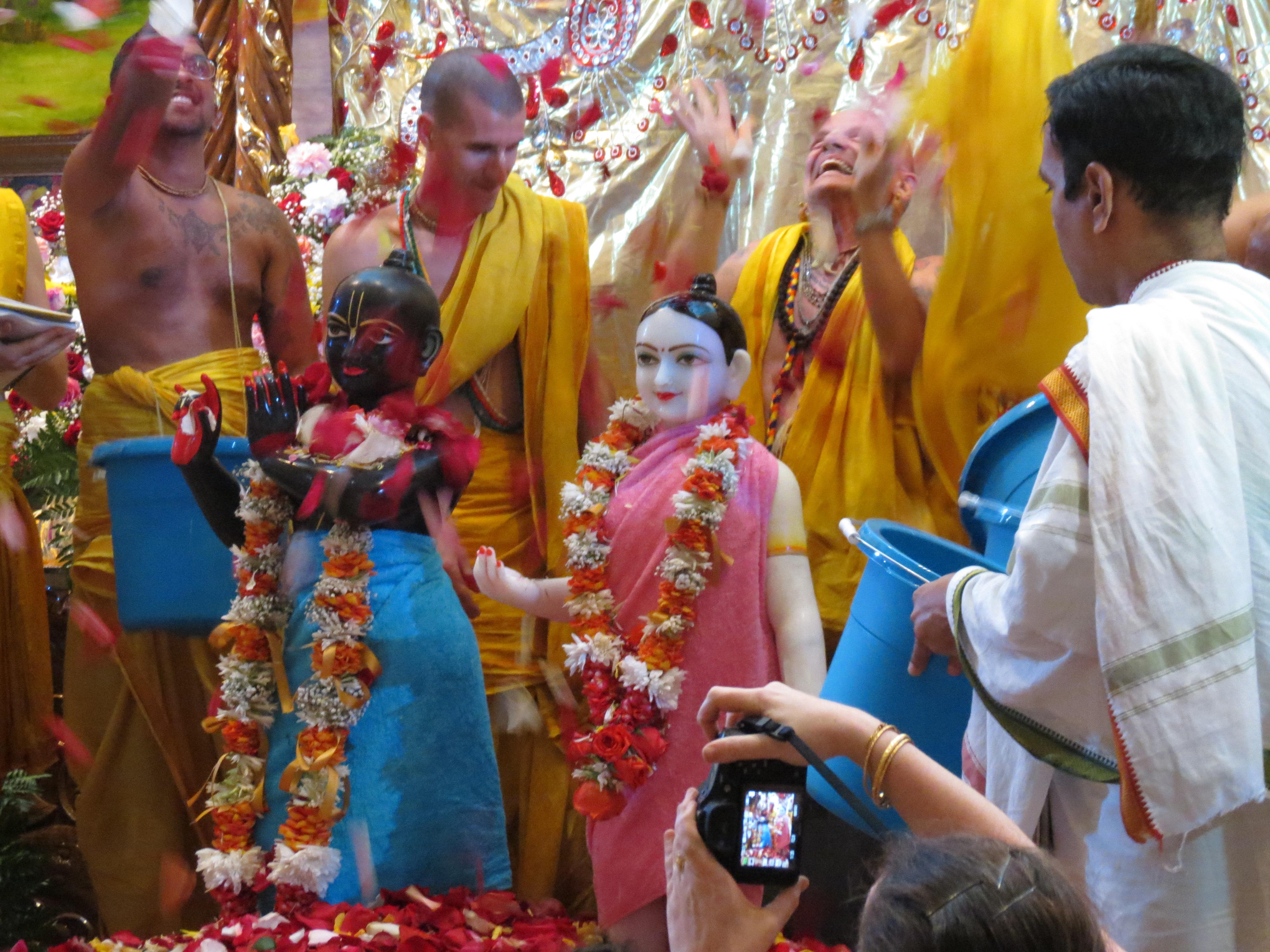 Sri Sri Radha Shyamsundar 256