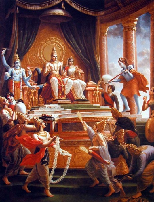 King Prthu