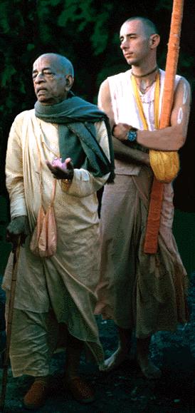 Srila Prabhupada and Visnujhana
