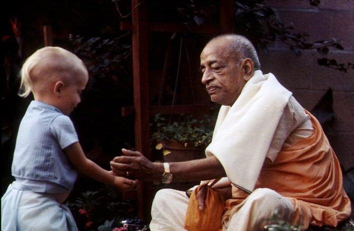 Krishna's children