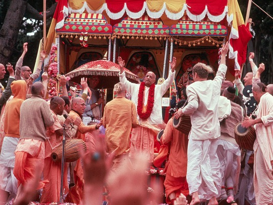 The Hare Krishna Movement
