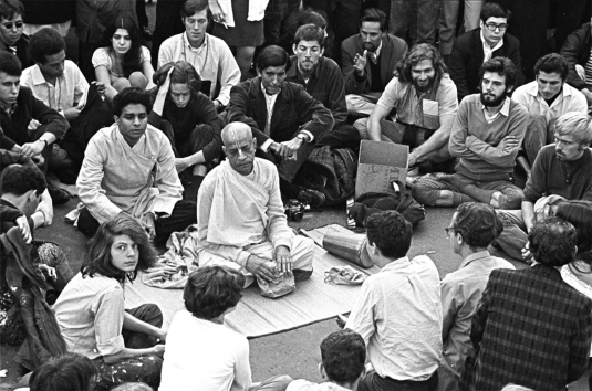 Srila Prabhupada early years