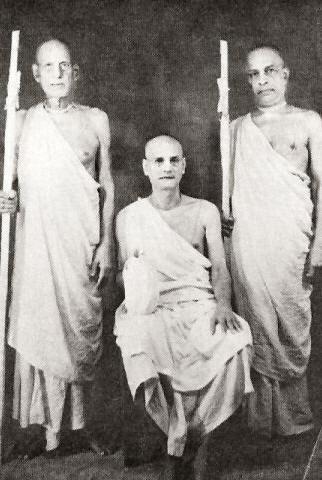 Srila Prabhupada's Sannyasa initiation