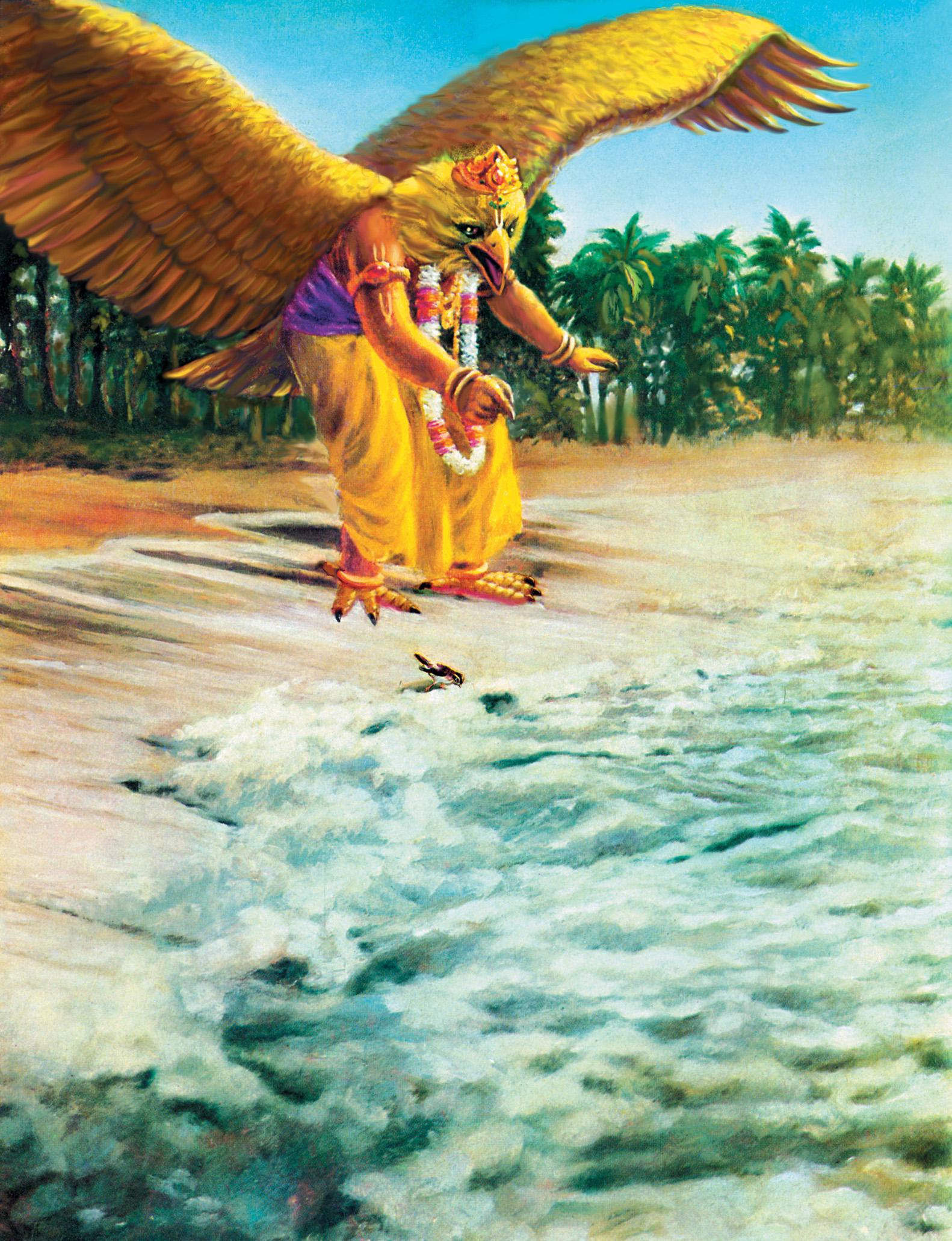 Execute Bhakti Yoga With Determination