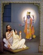 Krishna's childhood pastimes