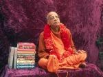 Srila Prabhupada withbooks