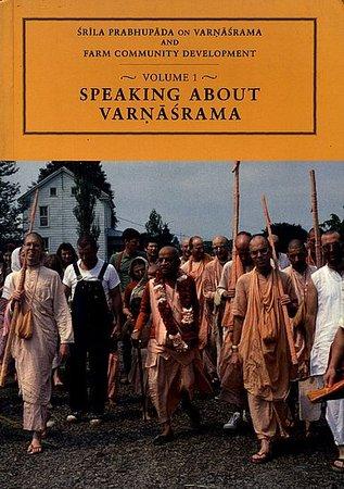speaking about varnasrama
